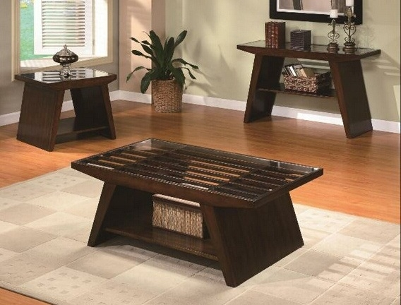 Impressive Variety Of Hardwood Coffee Tables With Storage Intended For Coffee Table Wonderful Top 10 Ideas Dark Wood Coffee Table Sets (View 40 of 50)