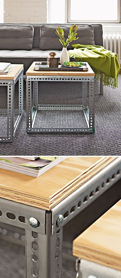 Impressive Variety Of Industrial Style Coffee Tables Throughout Best 20 Industrial Coffee Tables Ideas On Pinterest Coffee (Image 25 of 50)