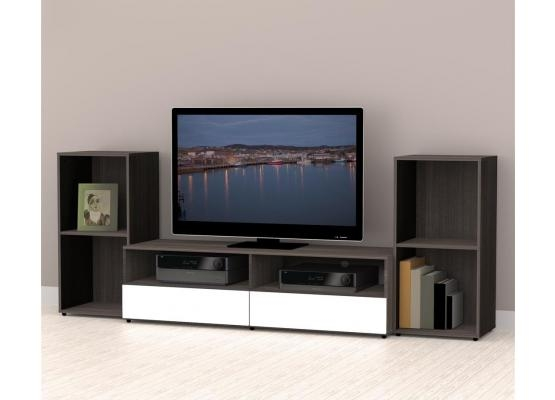 Impressive Variety Of Nexera TV Stands Intended For Nexera Allure 60 In Tv Stand N (View 29 of 50)