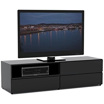 Impressive Variety Of Nexera TV Stands Within Amazon Sereni T 60 Inch Tv Stand 210406 From Nexera Black (View 25 of 50)