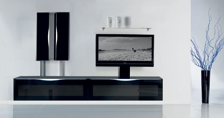 Impressive Variety Of Off Wall TV Stands In Off The Wall Tv Stands Home Design Ideas (Image 25 of 50)