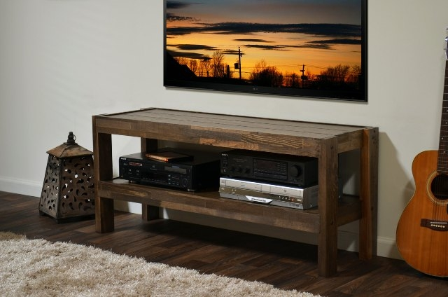 Impressive Variety Of Telly TV Stands With Regard To Plans Rustic Tv Stand Plans Diy Free Download Pig Mailbox (View 8 of 50)