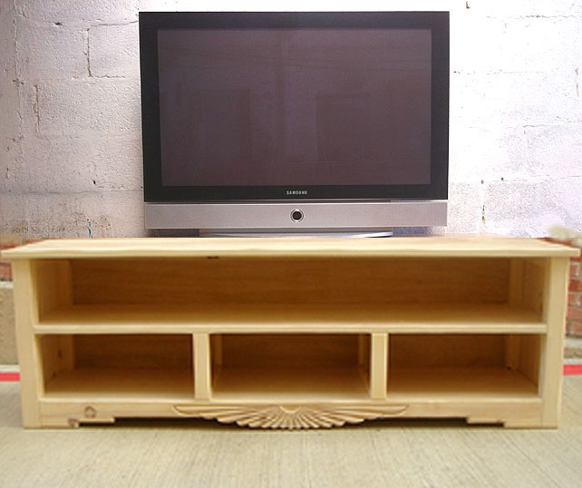 Impressive Variety Of Wooden TV Stands For Flat Screens With Regard To Southwest Curved Flat Screen Tv Stands Cabinets Plasma Lcd Tv (Image 33 of 50)