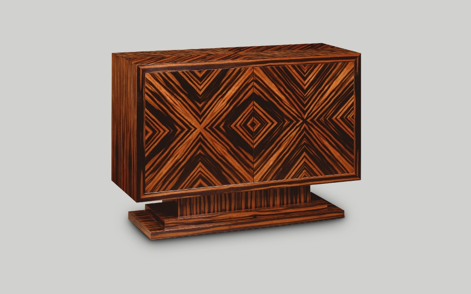 Impressive Well Known Art Deco TV Stands Pertaining To Art Deco Style Reproduction Furniture Iain James (Image 28 of 50)