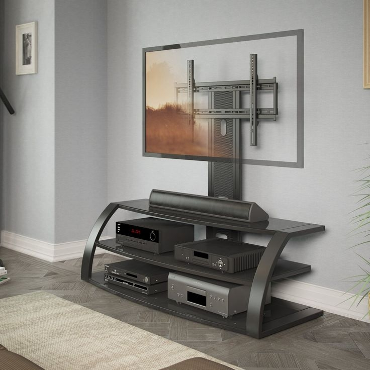 Impressive Well Known Cordoba TV Stands Regarding Top 25 Best Tv Stand With Mount Ideas On Pinterest Tv Mount (View 14 of 50)