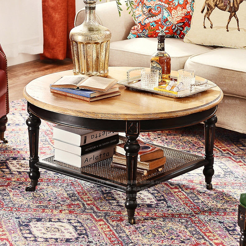Impressive Wellknown French Country Coffee Tables In French Country Living Room Tables (Image 33 of 50)