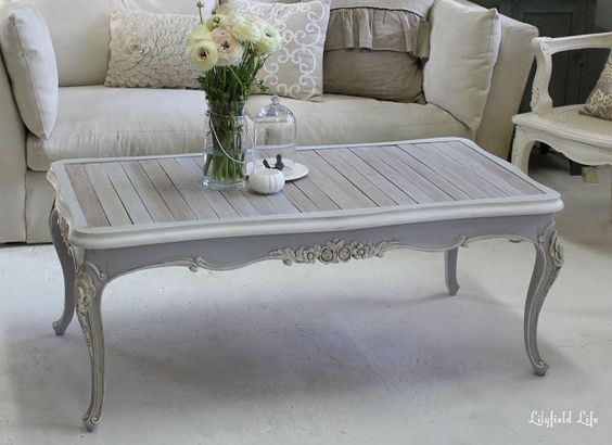 Impressive Wellknown French White Coffee Tables Throughout Coffee Table Captivating French Coffee Table In Your Room Country (View 16 of 50)