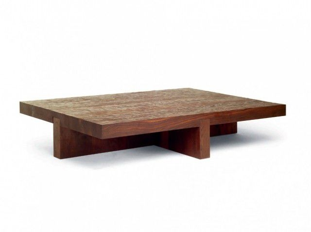 Impressive Wellknown Low Rectangular Coffee Tables With Contemporary Coffee Table Wooden Rectangular Low Tide (View 3 of 50)