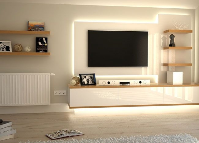 Impressive Well Known Modern TV Cabinets For Flat Screens With Best 25 Tv Cabinets Ideas On Pinterest Wall Mounted Tv Unit Tv (Image 29 of 50)