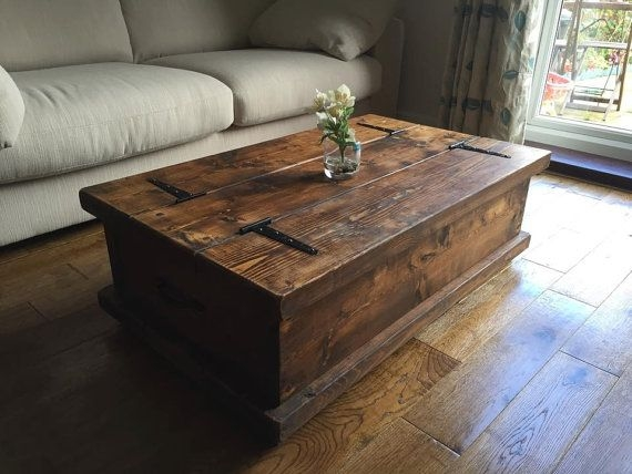 Impressive Well Known Rustic Storage DIY Coffee Tables Intended For Coffee Table Outstanding Coffee Table With Storage Coffee Table (Image 29 of 50)