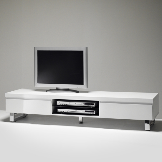 Impressive Wellliked Cheap White TV Stands For Bathroom Amazing Tv Stands Contemporary White Floating Stand (Image 35 of 50)