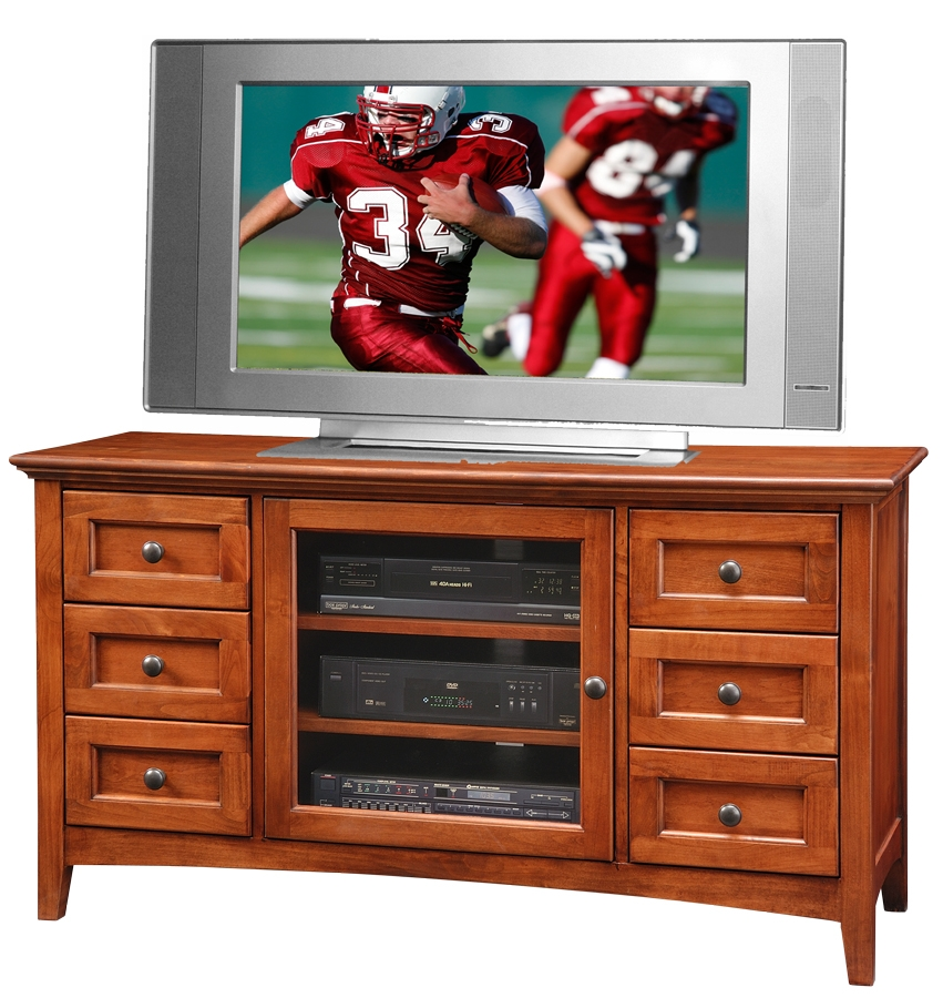 Impressive Wellliked Cherry TV Stands Throughout Hoot Judkins Furnituresan Franciscosan Josebay Areawhittier (Image 30 of 50)