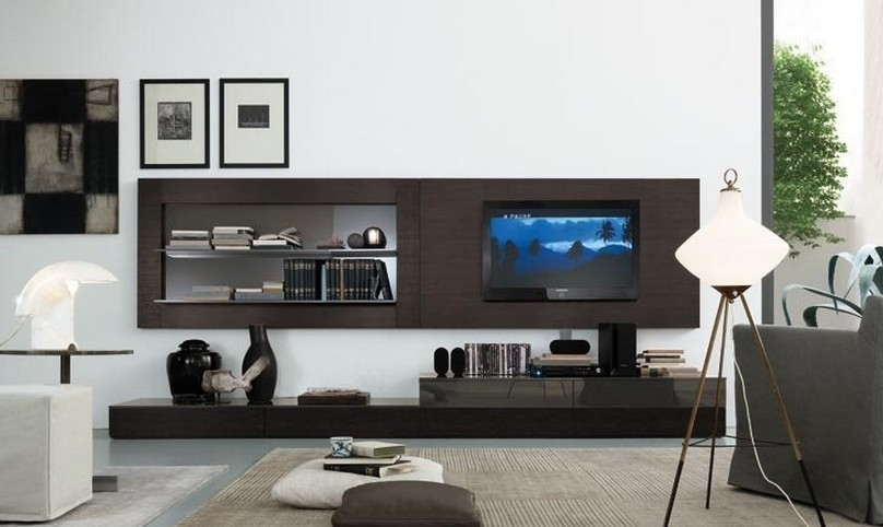 Impressive Wellliked Corner 55 Inch TV Stands Regarding Tv Stands Corner Tv Stands For 55 Inch Tv Curved Design (Image 34 of 50)
