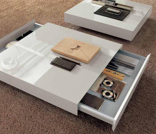 Impressive Wellliked Lacquer Coffee Tables With Tosh Furniture White Lacquer Coffee Table With Drawers  (Image 26 of 40)