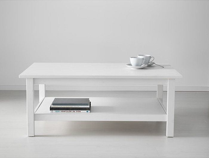 Impressive Wellliked Large Low Wooden Coffee Tables With Low White Large Square Wood Coffee Table (Image 20 of 40)