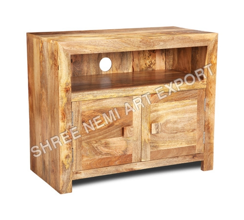 Impressive Wellliked Mango Wood TV Cabinets In Cube Furniture Mango Exporter Manufacturer Supplier Cube (Image 30 of 50)