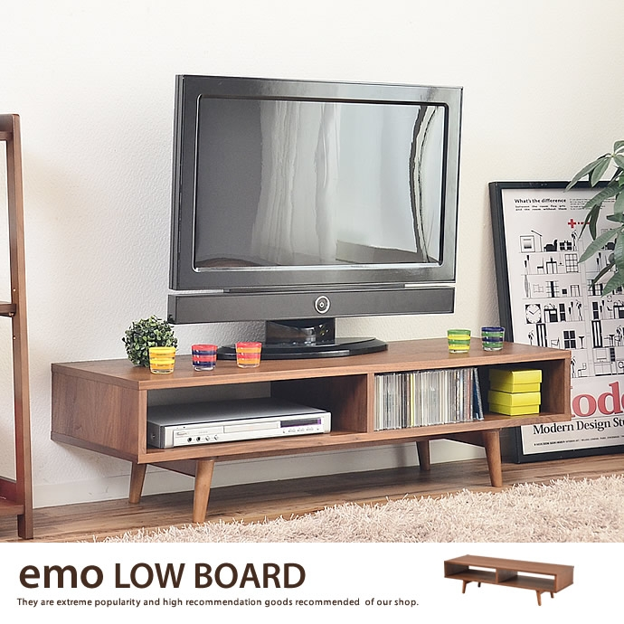 Impressive Wellliked Scandinavian TV Stands Pertaining To Kagu350 Rakuten Global Market Emo Emo Tv Units Width 120 Snack (Image 26 of 50)