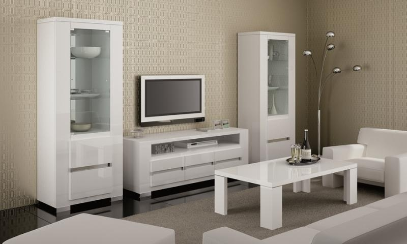 Impressive Wellliked White High Gloss TV Stands Unit Cabinet Within Tv Stands Inspiring Modern White Gloss Tv Stand Black High Gloss (Image 31 of 50)