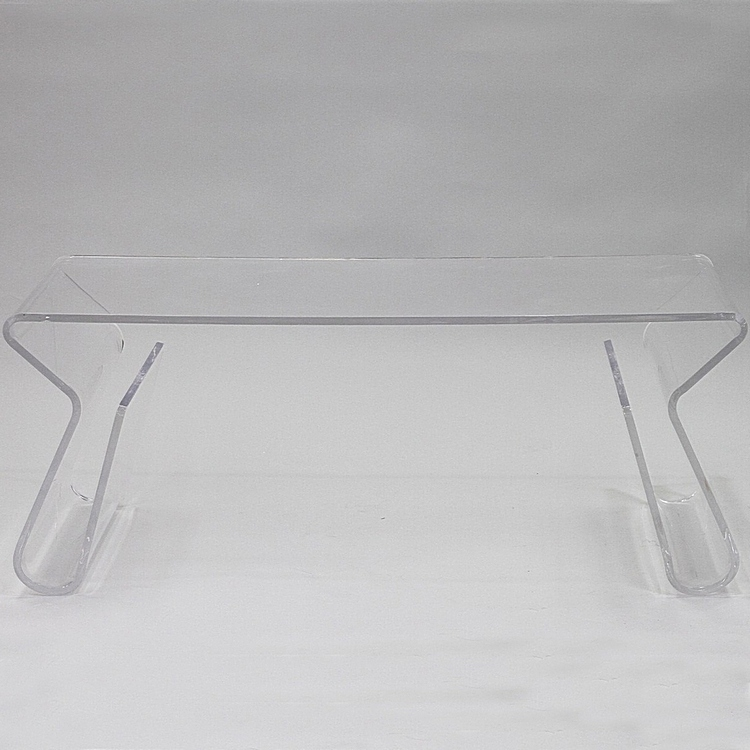 Impressive Widely Used Acrylic Coffee Tables With Magazine Rack Pertaining To Coffee Table Magazine Holder (View 8 of 40)