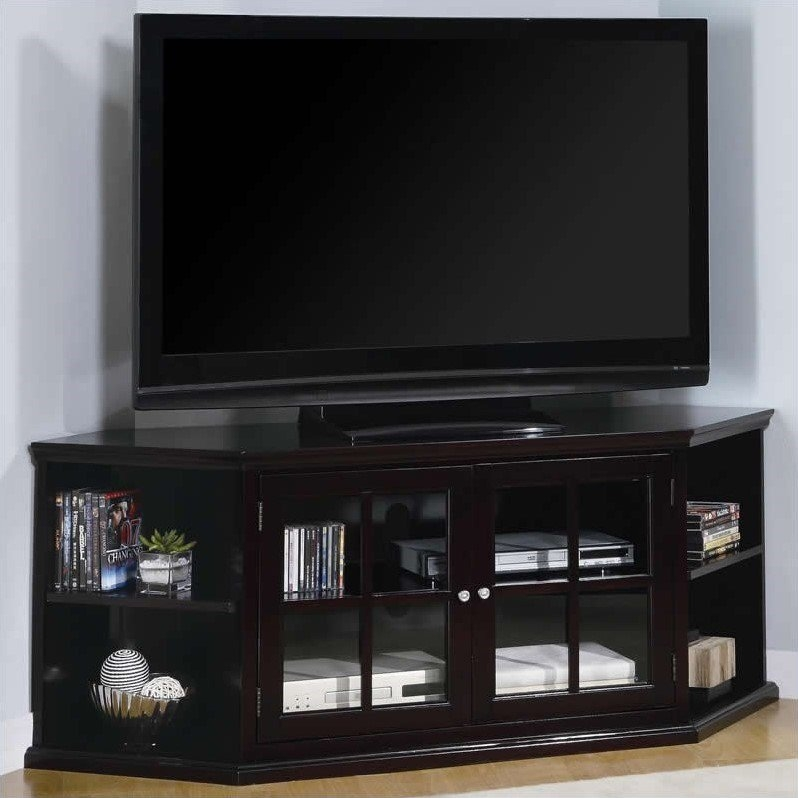 Impressive Widely Used Corner Unit TV Stands Inside Top 10 Tv Stands (Image 26 of 50)
