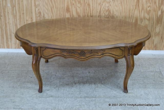 Impressive Widely Used Heritage Coffee Tables Intended For Drexel Heritage Coffee Table Idi Design (Image 29 of 50)