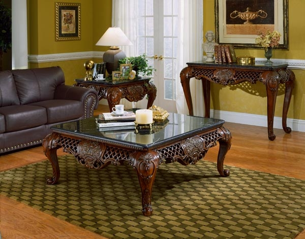 Impressive Widely Used High Coffee Tables With High End Coffee Tables Living Room (View 13 of 50)