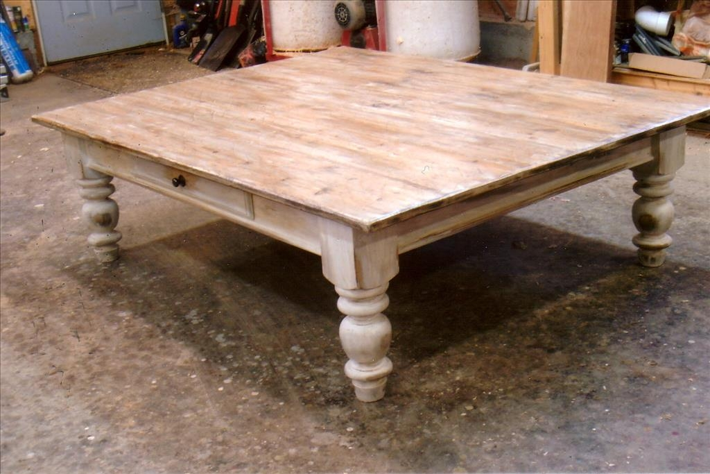 Impressive Widely Used Large Low Rustic Coffee Tables For Furniture Rustic Coffee Table For All Types Of Rooms In The House (Image 22 of 50)