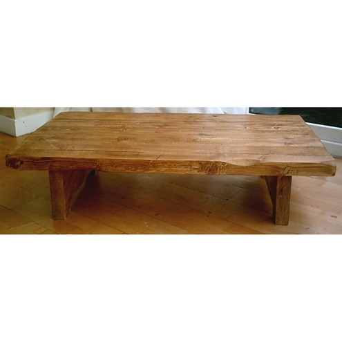 Impressive Widely Used Large Low Rustic Coffee Tables Throughout Rustic Narrow Coffee Table Plans (View 2 of 50)