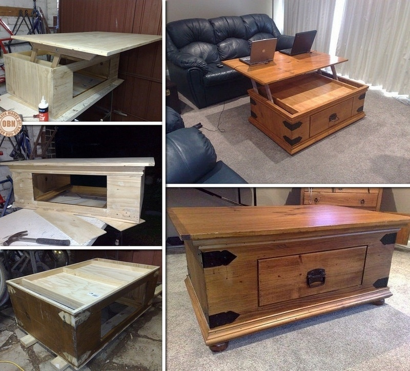 Impressive Widely Used Lift Top Coffee Table Furniture Intended For Elegant Coffee Table With Lift Top Home Design John (View 35 of 50)