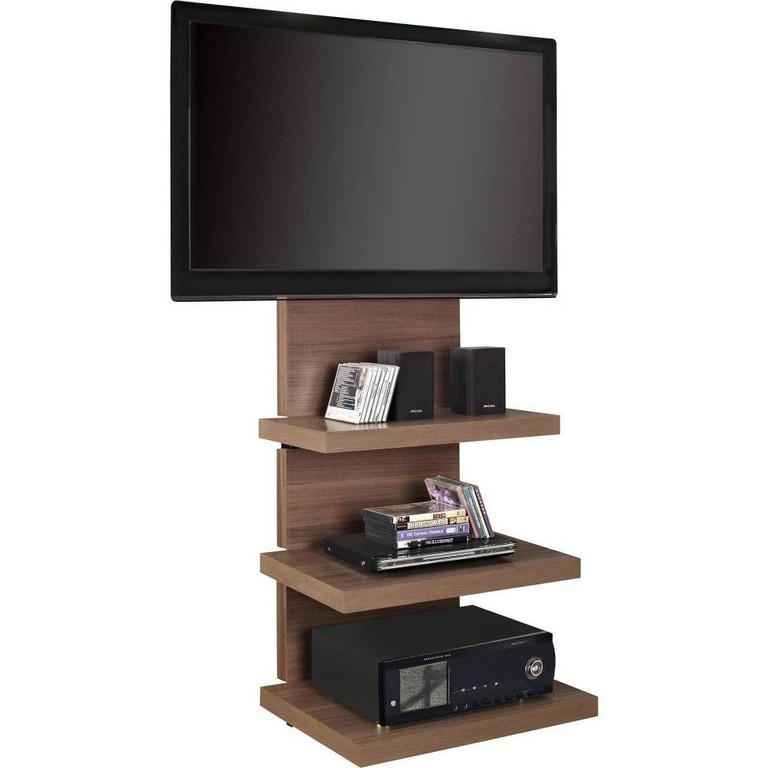 Impressive Widely Used Long Black TV Stands Regarding Long Black Tv Stand (View 21 of 50)