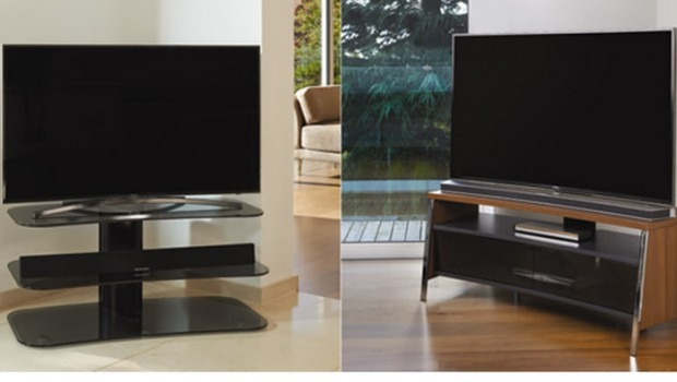 Impressive Widely Used Off The Wall TV Stands Inside Off The Wall Adds To Curve Collection Of Tv Stands Get (View 23 of 50)