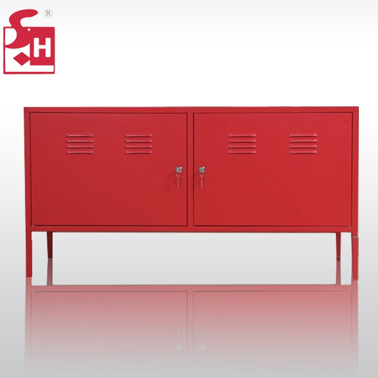 Impressive Widely Used Red TV Cabinets Throughout Locker Tv Stand Locker Tv Stand Suppliers And Manufacturers At (Image 30 of 50)