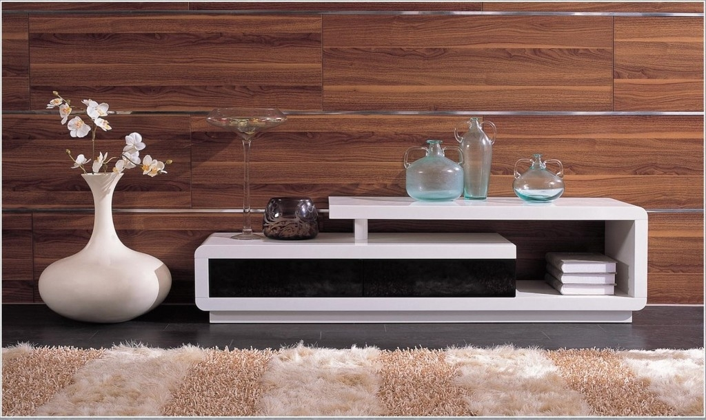 Impressive Widely Used Solid Wood Black TV Stands Within Solid Wood Tv Stands For Flat Screens (Image 37 of 50)