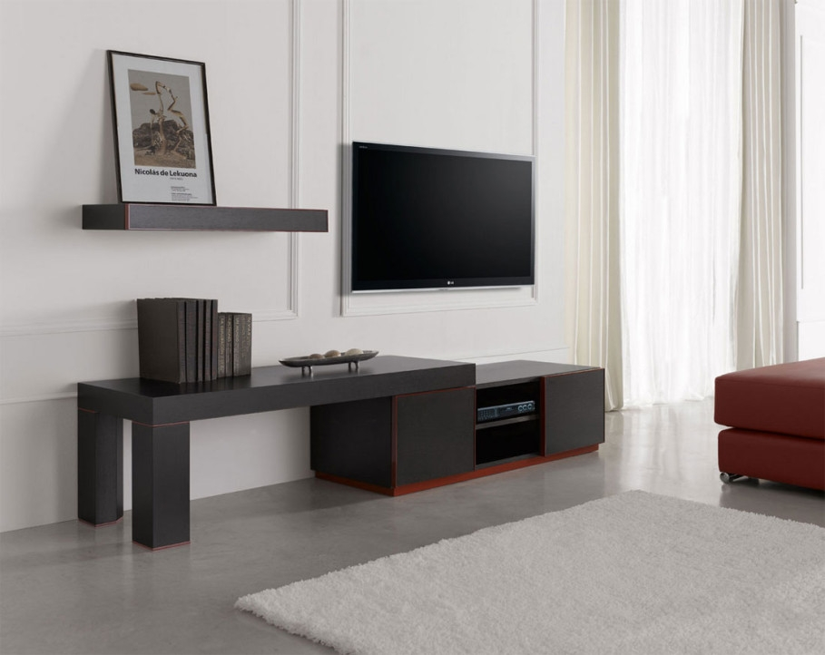 Impressive Widely Used Stylish TV Stands Within Furniture Stylish Tv Stand Ideas Suited That Functions As (Image 29 of 50)