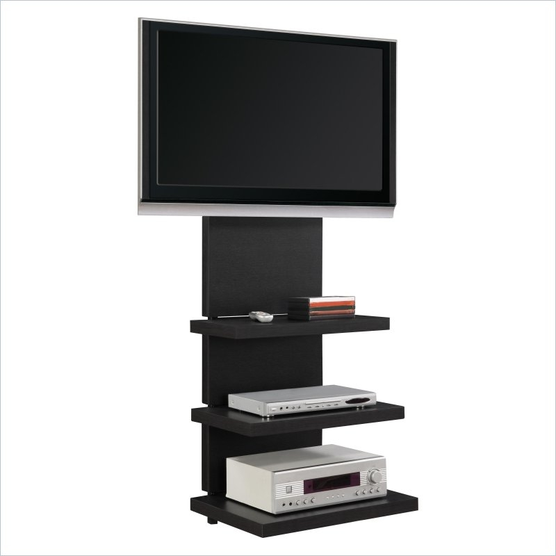 Impressive Widely Used TV Stands For Small Rooms Pertaining To Altra Furniture Hollow Core Tv Stand 1186096 Ameriwood Home (View 18 of 50)