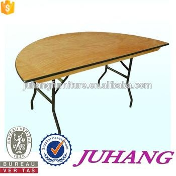 In Half Folding Designs Rubber Wood Oval Wooden Folding Dining Intended For Oval Folding Dining Tables (View 13 of 20)