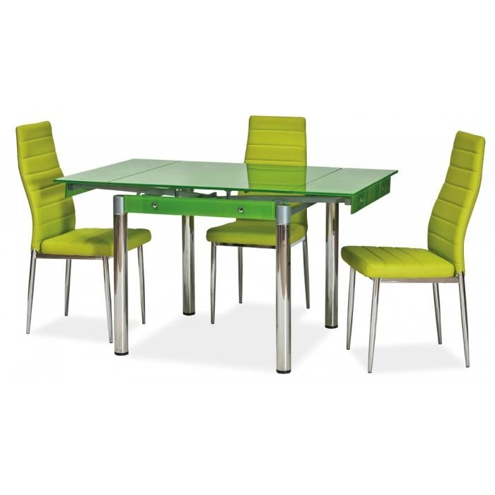 Incredible Ideas Green Dining Table Stunning Inspiration Green With Green Dining Tables (Image 18 of 20)