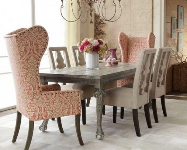 Incredible Shabby Chic Dining Table Set Grey And White Shab Chic With Regard To Shabby Dining Tables And Chairs (Image 16 of 20)