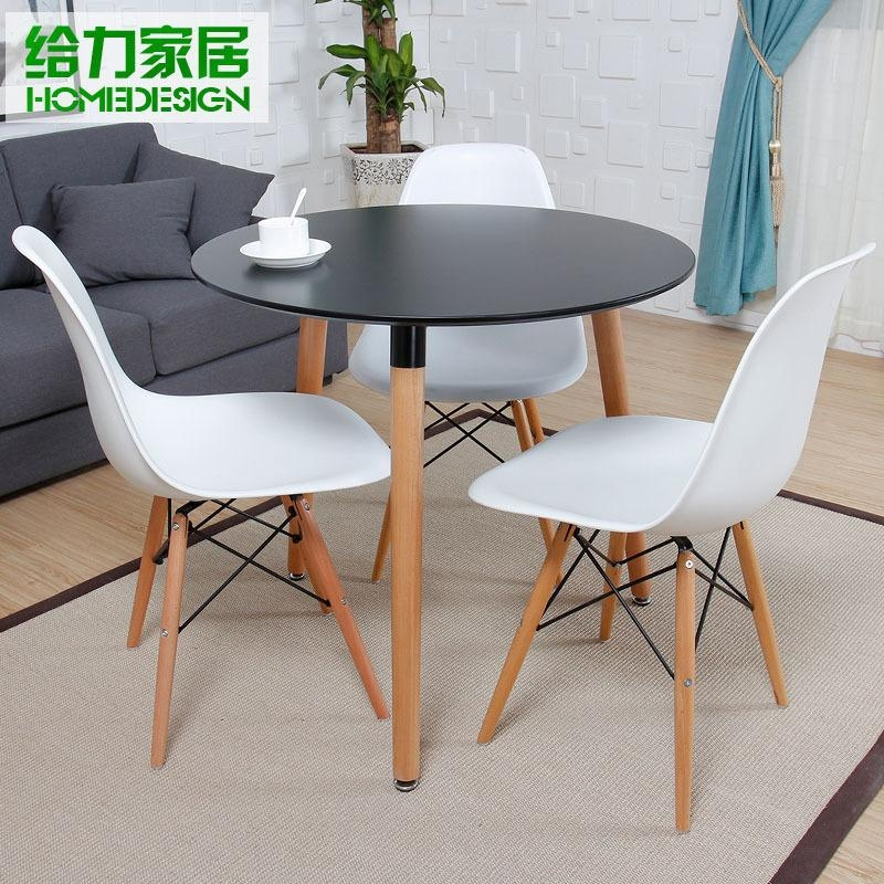 Inexpensive Round Dining Tables In Cheap Round Dining Tables (Image 10 of 20)