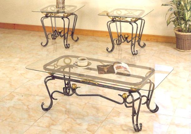 Innovative Best 2 Piece Coffee Table Sets Intended For 3 Piece Glass Coffee Table Sets Blackbeardesignco (View 38 of 50)