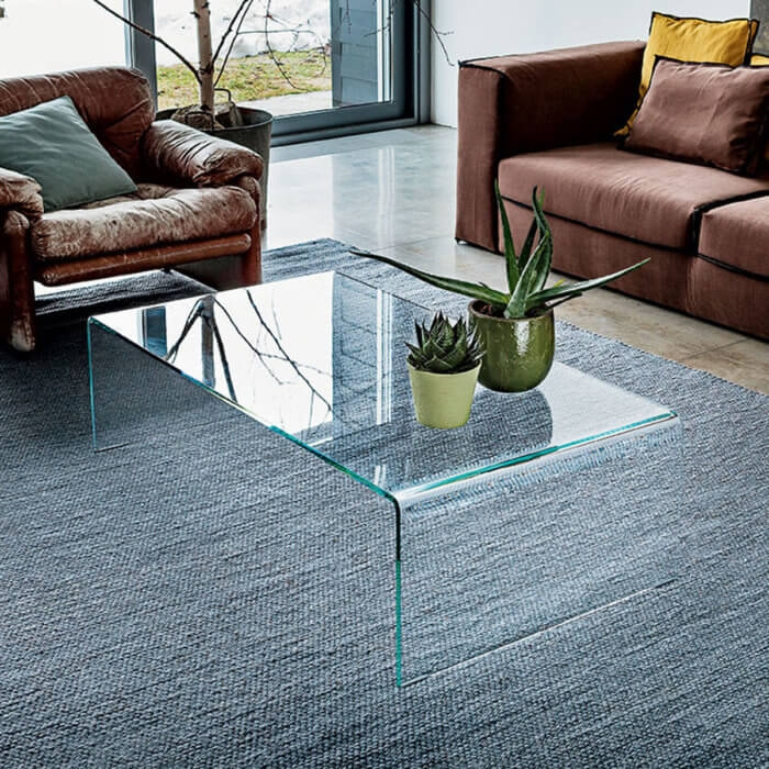 Innovative Best All Glass Coffee Tables Pertaining To Glass Coffee Table Best Coffee Table Mirrored Coffee Table (View 2 of 50)