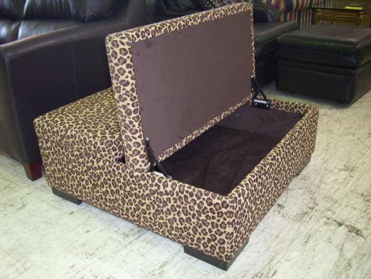 Innovative Best Animal Print Ottoman Coffee Tables Intended For Cheetah Print Ottoman Elegant Patterns Patterns Two Plaid Chairs (Image 32 of 50)