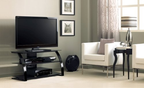 Innovative Best Bell'O Triple Play TV Stands Within Flatscreen Tv Stands 5 Best Rated Value Tv Stands (View 34 of 50)