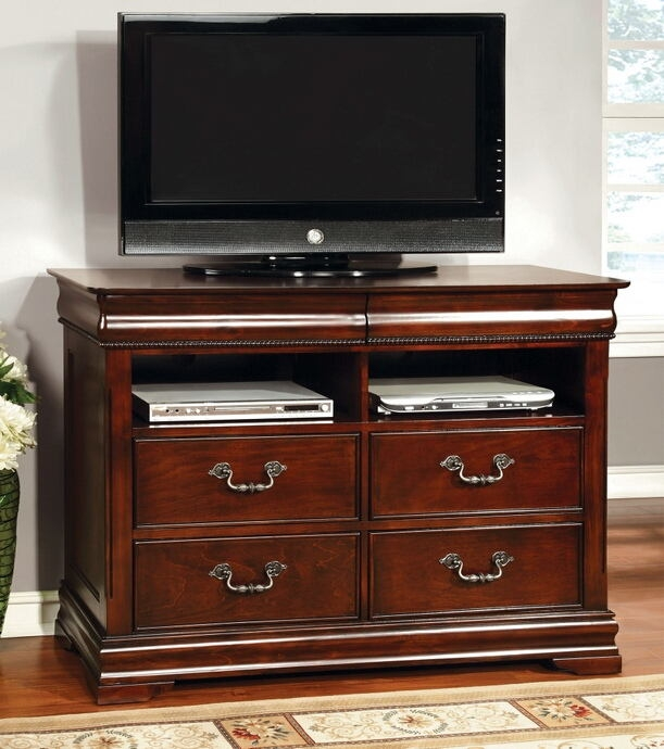 Innovative Best Cherry Wood TV Stands Within Mandura Collection (Image 29 of 50)
