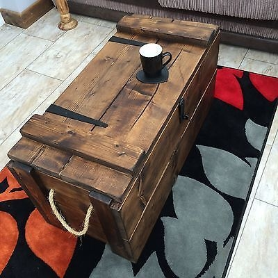 Innovative Best Dark Wood Chest Coffee Tables Within Best 20 Chest Coffee Tables Ideas On Pinterest Used Coffee (View 47 of 50)