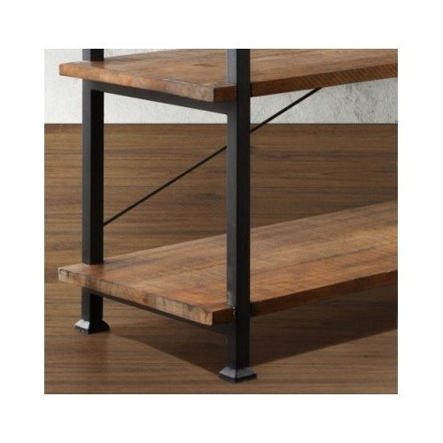 Innovative Best Hardwood TV Stands With Amazon Tribecca Home Industrial Tv Stand This Stylish (Image 33 of 50)