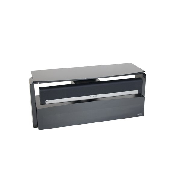 Innovative Best Sonos TV Stands Regarding Alphason Sonos Playbar Tv Stand For Tvs Up To 55 Reviews (View 10 of 50)