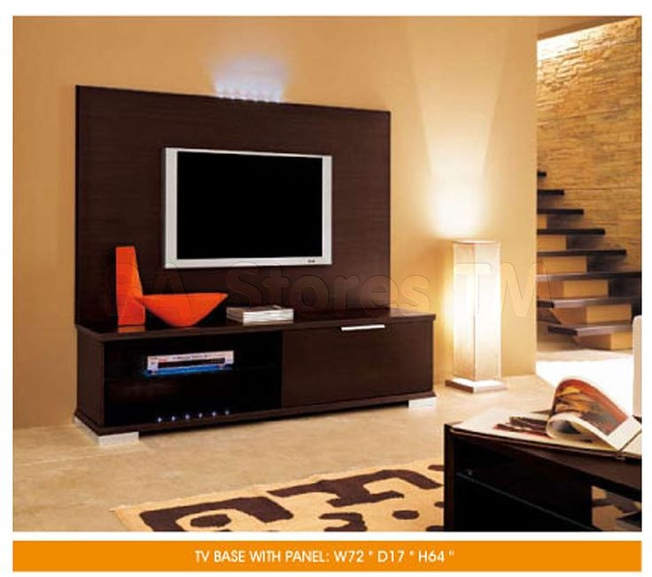 Innovative Best TV Stands With Back Panel With Regard To Miss Italia Entertainment Center Tv Base And Back Panel (Image 36 of 50)
