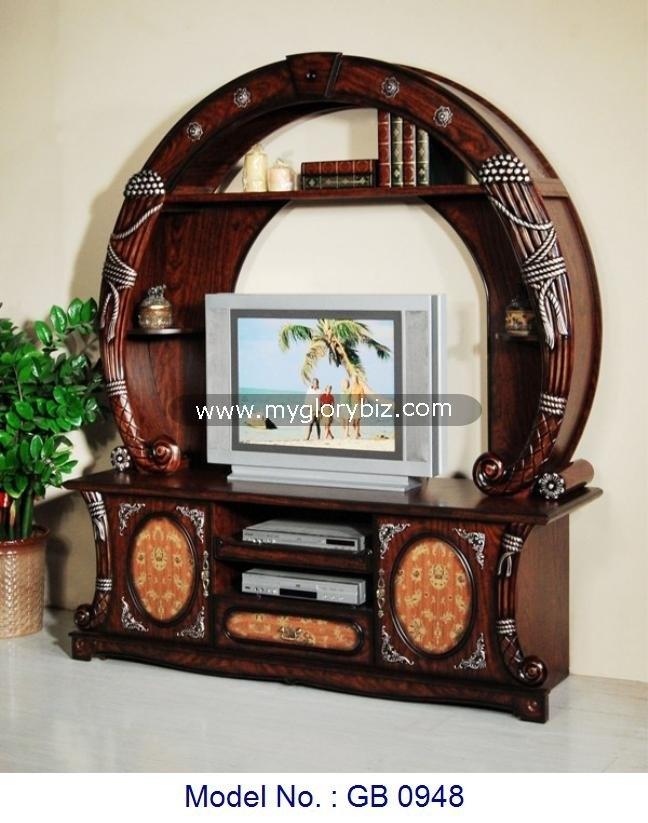 Innovative Best Wooden TV Cabinets Intended For Antique Design Vintage Wooden Tv Cabinet For Living Roommdf Tv (View 32 of 50)