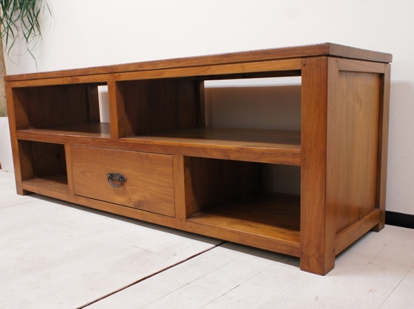 Innovative Brand New Cheap Wood TV Stands Regarding Yayapapus Rakuten Global Market Asian Home Furniture Bali (Image 26 of 50)